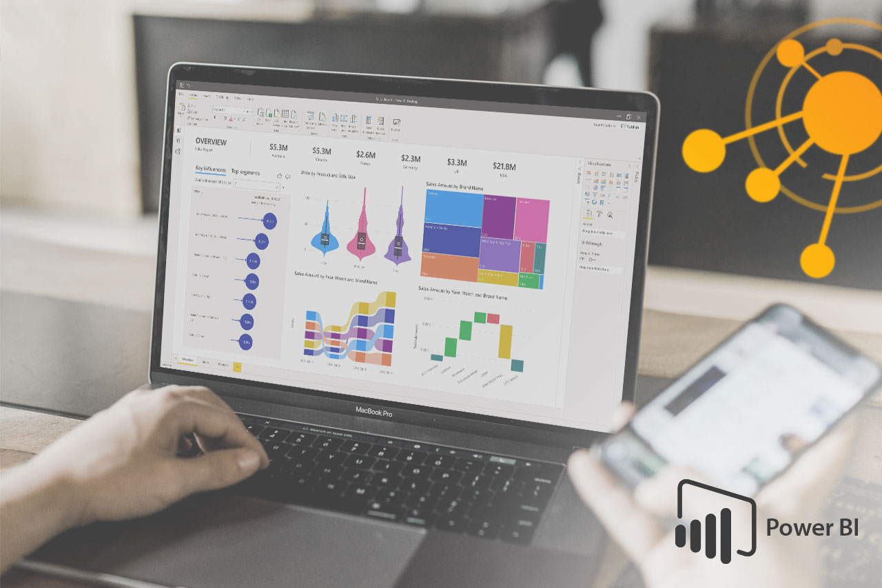Embed business intelligence dashboards | Manufacturing Software
